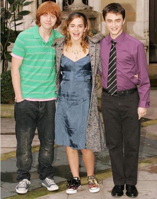 """Οι ηθοποιοί του """"Harry potter"""" τότε και τώρα (13)"""