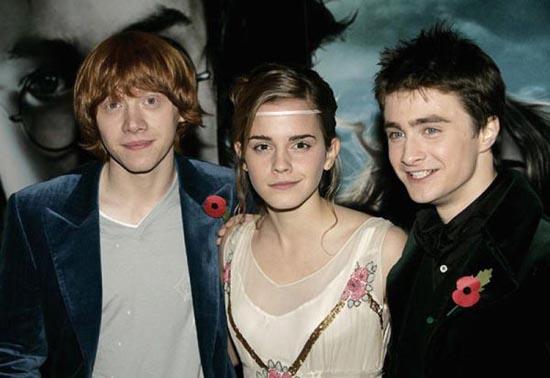 """Οι ηθοποιοί του """"Harry potter"""" τότε και τώρα (14)"""