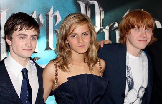 """Οι ηθοποιοί του """"Harry potter"""" τότε και τώρα (17)"""