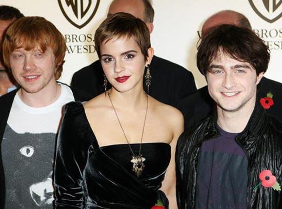 """Οι ηθοποιοί του """"Harry potter"""" τότε και τώρα (28)"""