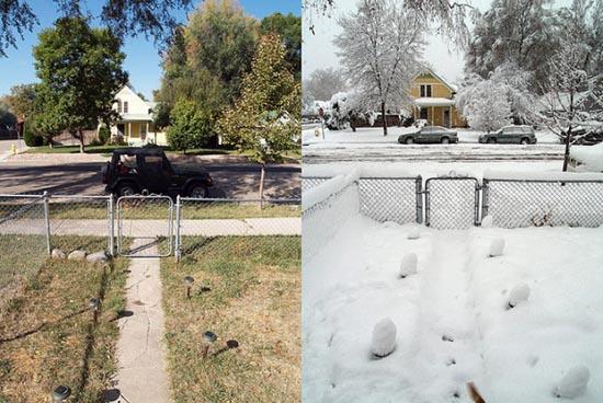 Καλοκαίρι vs Χειμώνας (1)