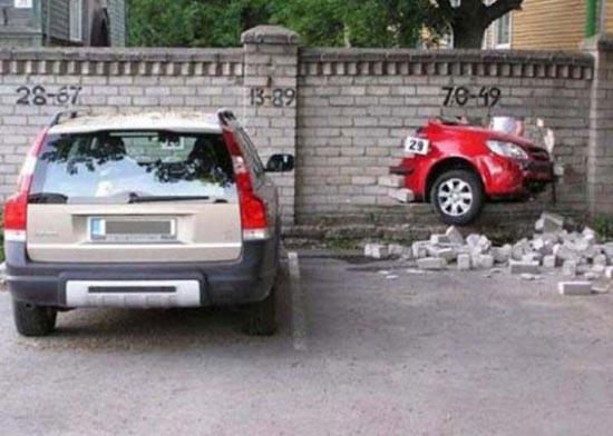 Καταστροφικά παρκαρίσματα (17)