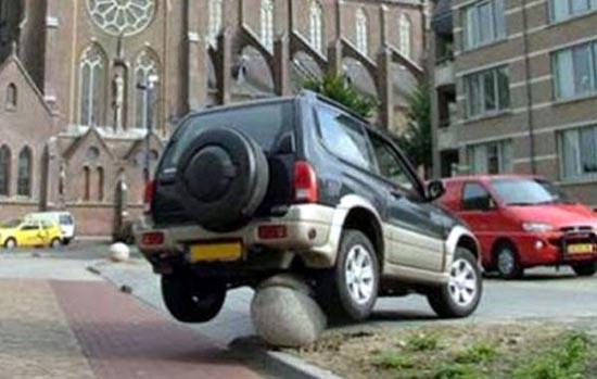 Καταστροφικά παρκαρίσματα (6)