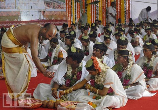 Μαζικοί γάμοι απ' όλο τον κόσμο (7)