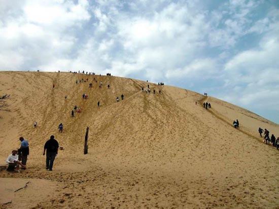 Ο μεγαλύτερος αμμόλοφος στην Ευρώπη (7)
