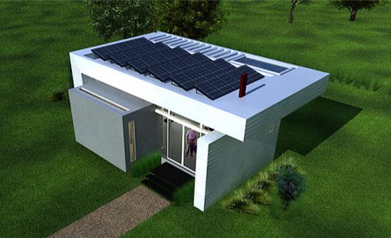 Nano House: Το σπίτι των 507 ευρώ (2)