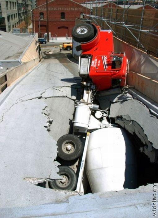 Ασυνήθιστα τροχαία ατυχήματα (1)