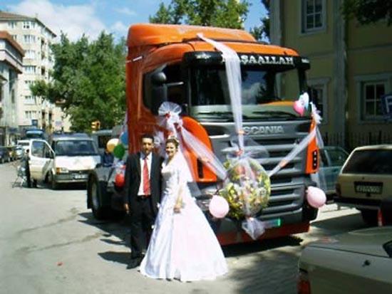 Παράξενα αυτοκίνητα γάμου (11)