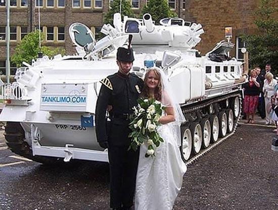 Παράξενα αυτοκίνητα γάμου (6)