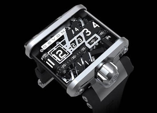 Τα 10 πιο παράξενα ρολόγια (3)