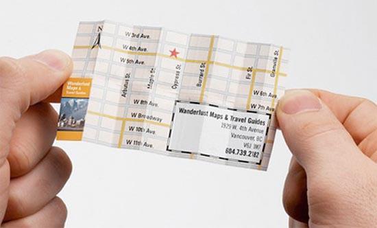 Περίεργες & δημιουργικές επαγγελματικές κάρτες (2)