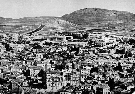 Γνωστές πόλεις: Παρελθόν vs Σήμερα (11)