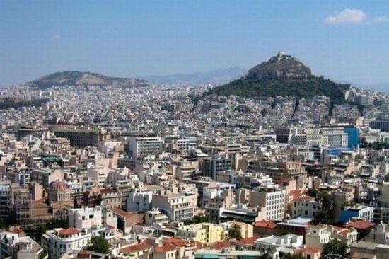 Γνωστές πόλεις: Παρελθόν vs Σήμερα (12)
