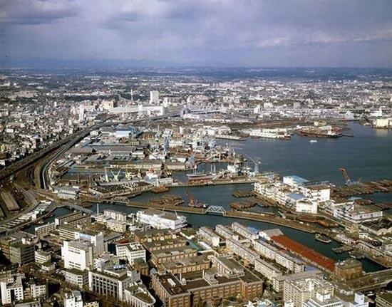 Γνωστές πόλεις: Παρελθόν vs Σήμερα (25)