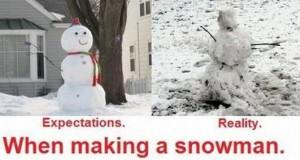 Προσδοκίες vs πραγματικότητα