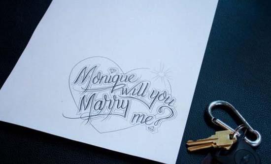 Πρόταση γάμου με τατουάζ (1)