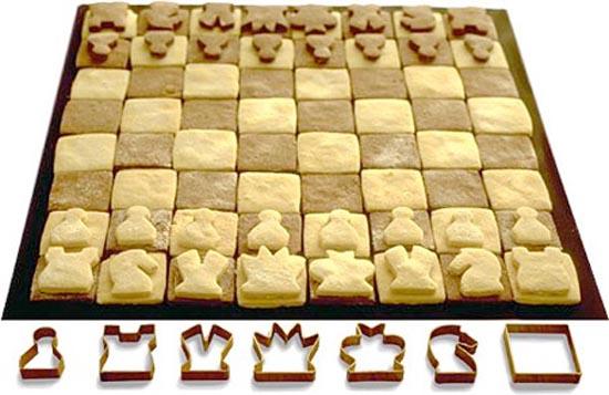 Σκάκι σε παράξενες και ασυνήθιστες μορφές (4)