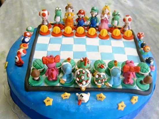 Σκάκι σε παράξενες και ασυνήθιστες μορφές (8)