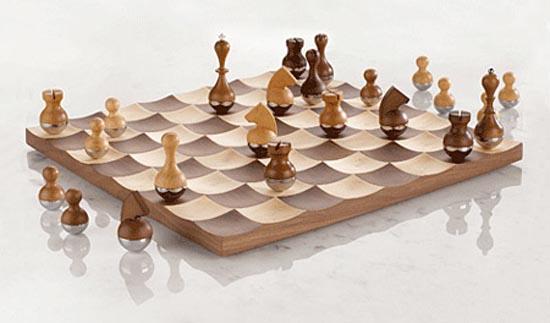 Σκάκι σε παράξενες και ασυνήθιστες μορφές (11)