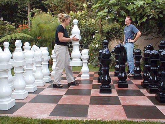 Σκάκι σε παράξενες και ασυνήθιστες μορφές (14)