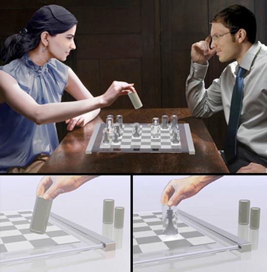 Σκάκι σε παράξενες και ασυνήθιστες μορφές (15)