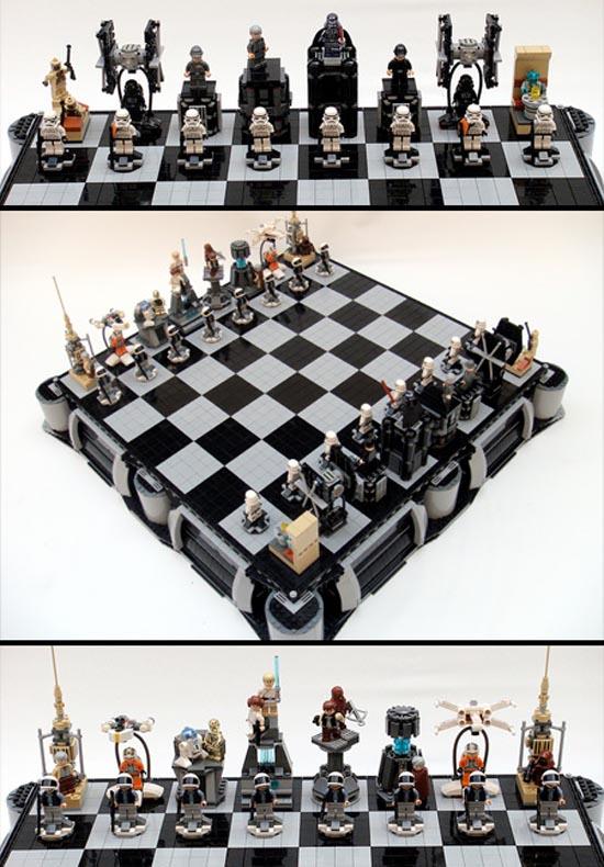 Σκάκι σε παράξενες και ασυνήθιστες μορφές (16)