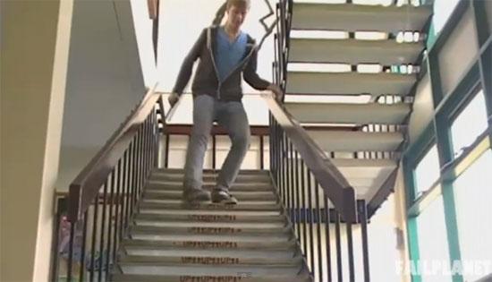 Πρόσεχε την σκάλα