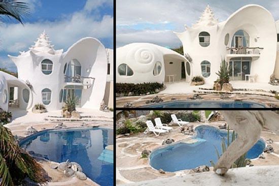 Σπίτι σε σχήμα κοχυλιού (5)