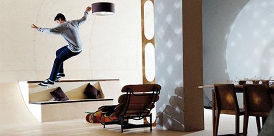 Σπίτι για skateboarders (1)