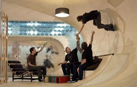 Σπίτι για skateboarders (2)