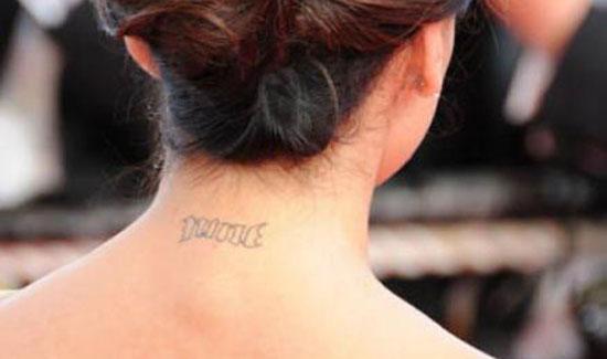 Τατουάζ διασήμων γυναικών (1)