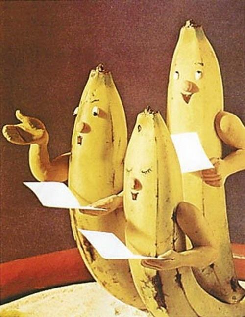 Εντυπωσιακή τέχνη με μπανάνες (25)