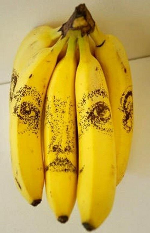 Εντυπωσιακή τέχνη με μπανάνες (24)