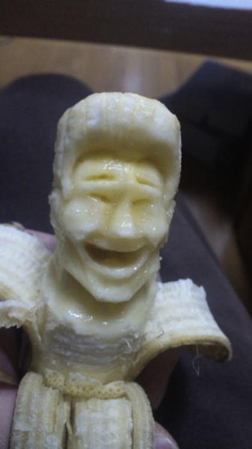 Εντυπωσιακή τέχνη με μπανάνες (21)