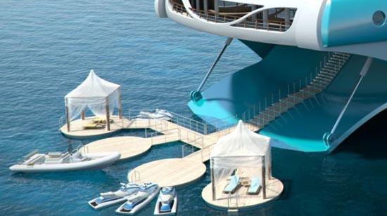 Τροπικό νησί και yacht 2 σε 1 (7)