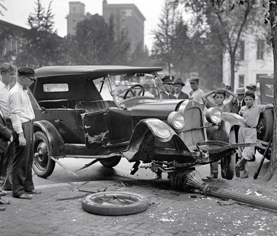 Τροχαία ατυχήματα του παρελθόντος (1)