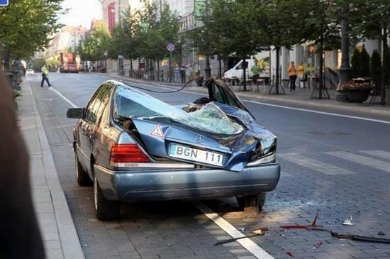 Δείτε πως αντιμετωπίζουν το παράνομο παρκάρισμα στην Λιθουανία (3)