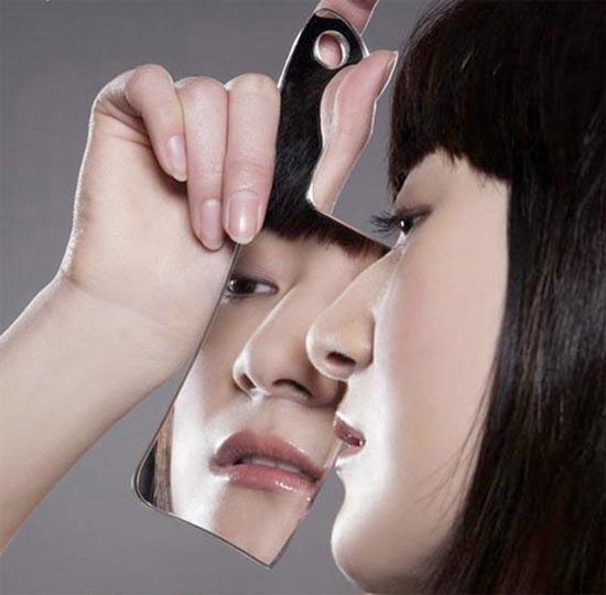 Περίτεχνοι και παράξενοι καθρέφτες (9)
