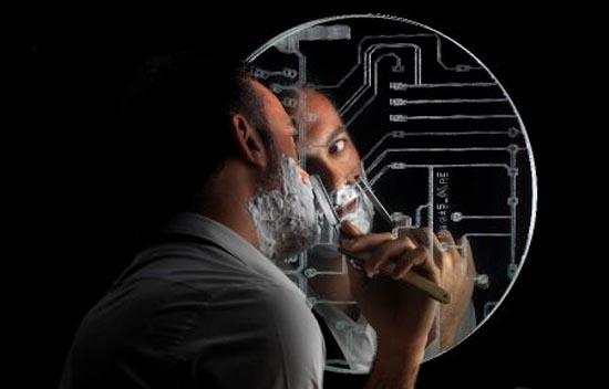 Περίτεχνοι και παράξενοι καθρέφτες (14)