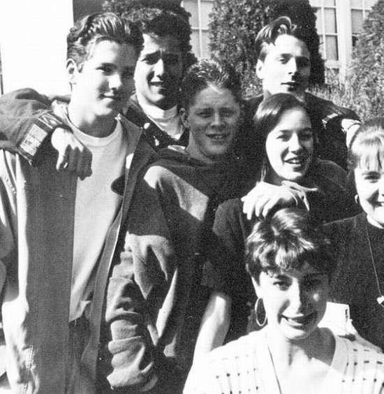 Διάσημοι σε σχολική ηλικία (11)