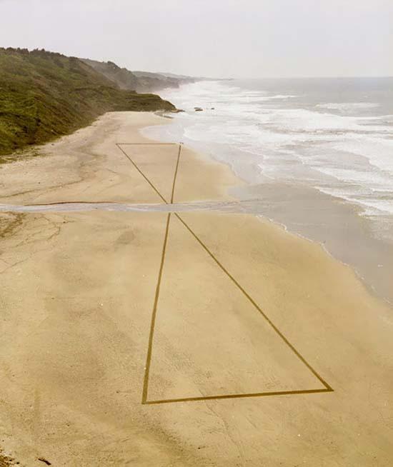 Εξωπραγματική τέχνη σε παραλίες από τον Jim Denevan (8)