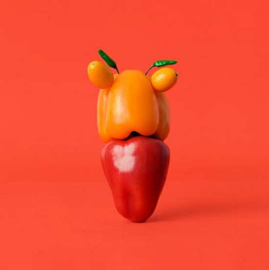 Εντυπωσιακά πρόσωπα από λαχανικά (8)