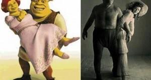 Φανταστικοί χαρακτήρες που βασίστηκαν σε πραγματικούς ανθρώπους