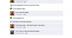 Αν τα ιστορικά γεγονότα είχαν status στο Facebook