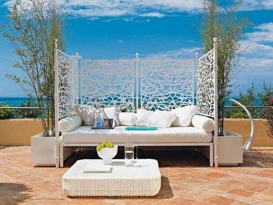 Υπέροχα κρεβάτια εξωτερικού χώρου (2)
