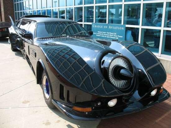 Λιμουζίνα Batmobile (5)