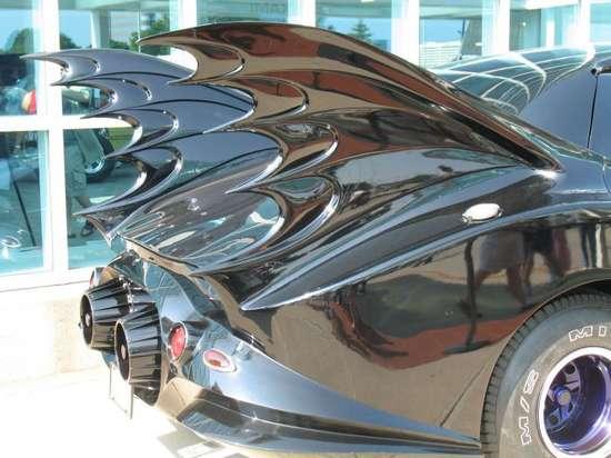Λιμουζίνα Batmobile (2)