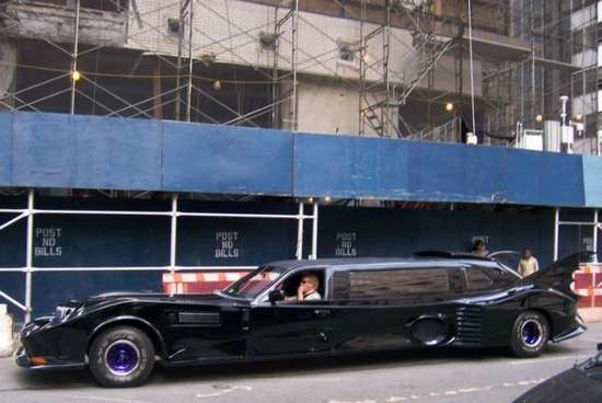 Λιμουζίνα Batmobile (4)