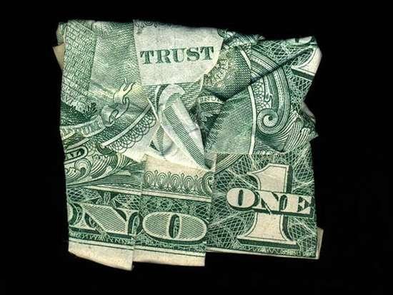 Απίστευτα μηνύματα σε χαρτονομίσματα δολαρίου (1)