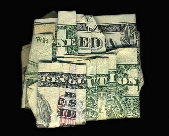 Απίστευτα μηνύματα σε χαρτονομίσματα δολαρίου (2)